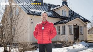 Pasi Rasku ja Härmälän asunto