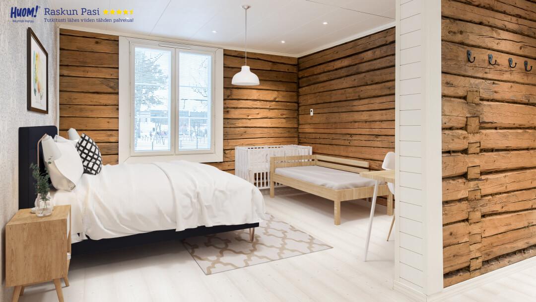Airbnb-vuokrauksella lisätuloa