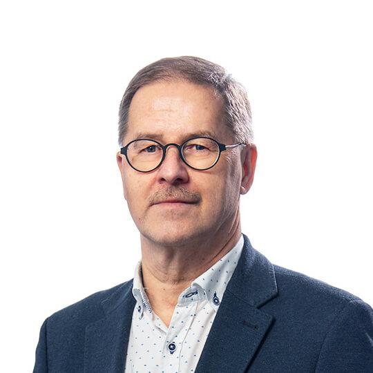 Matti Hakala, toimitusjohtaja, Biolan Ekoasuminen Oy