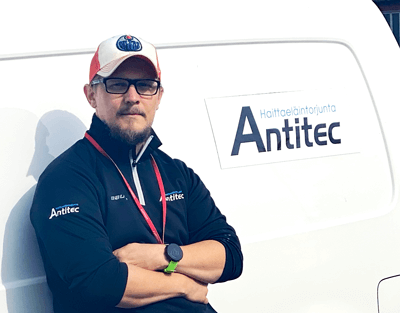 Kai Jansson, Antitec Oy